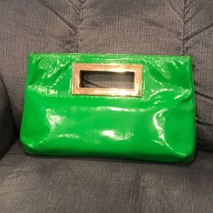 Michael Kors Leather Bag Clutch size 12x8x3